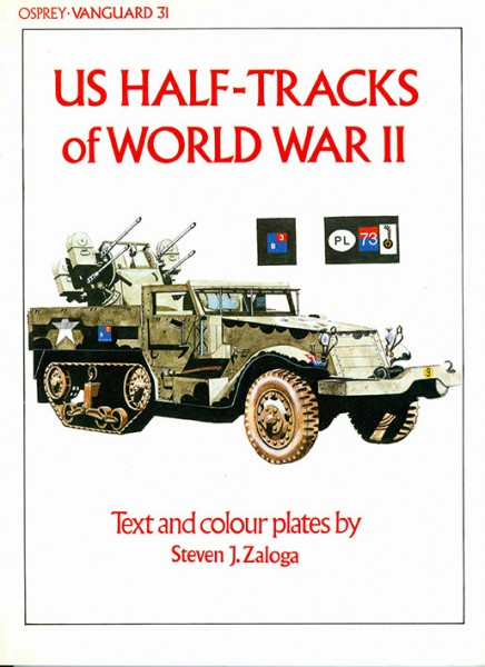 OSS Halftracks of World War II - NYE VANGUARD 31