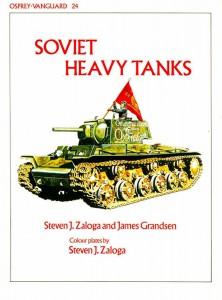 Vanguarda 24 - Soviética Tanques Pesados 1935-1967