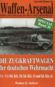 Zugkraftwagen 1t-5t - Waffen Arsenal Special 39