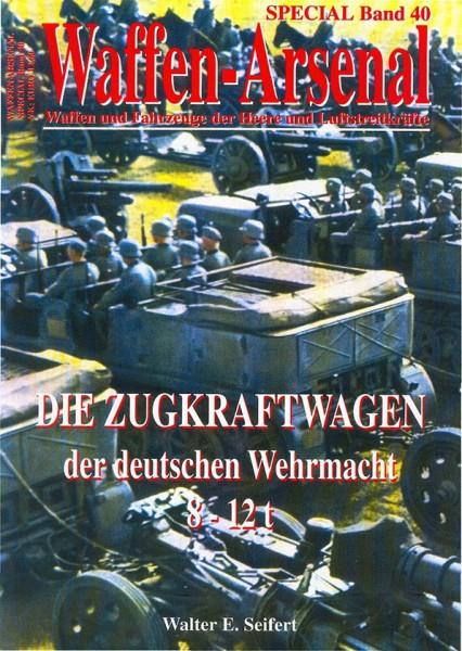 Podnoszenia wózek 8T-12t - Arsenał Special 40