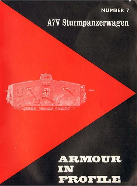 A7V Sturmpanzerwagen - Zbroji V Profile 007