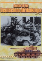 Afrika Korps - Armor At War 7021