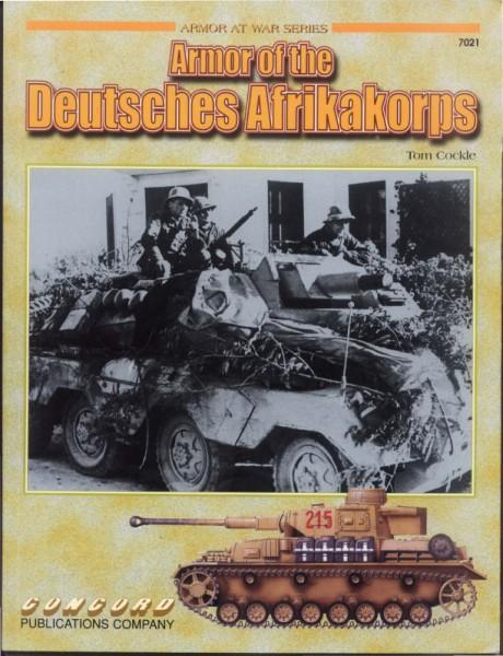 Afriški Korpus - Oklep V Vojni 7021