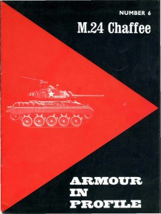 Char M24 Chaffee - Armour In Profiel 006