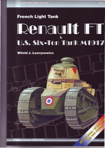 Char Renault FT-17 - Šarvai Photogallery 015