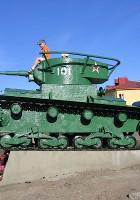 Щипок Т-26 - Мобилна