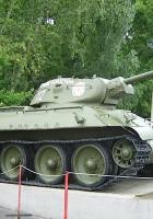 T-34/76 Modèle 1941 - WalkAround