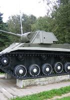 Czołg T-70 - WalkAround