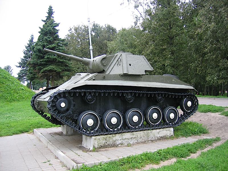 Чар Т-70-WalkAround