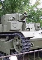 Czołg T-28 - Mobilną