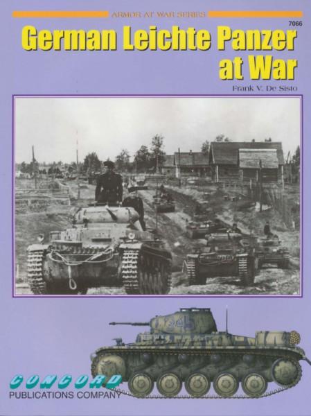 Német Leichte Páncélos Háborúban - Páncél A Háború 7066