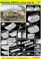 German RSO/3 w/5cm PaK 38 - DML 6684