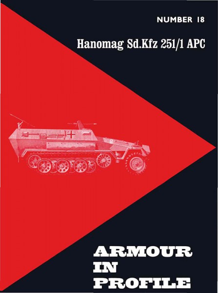 Hanomag - SdKfz.251/1 - Θωράκιση Στο Προφίλ 018
