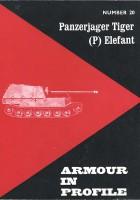 Jagdpanzer Elefant - SdKfz.184 - Armour V Profil 020
