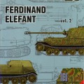 Jagdpanzer Ferdinand Elefant Vol.2 - tank moc 23