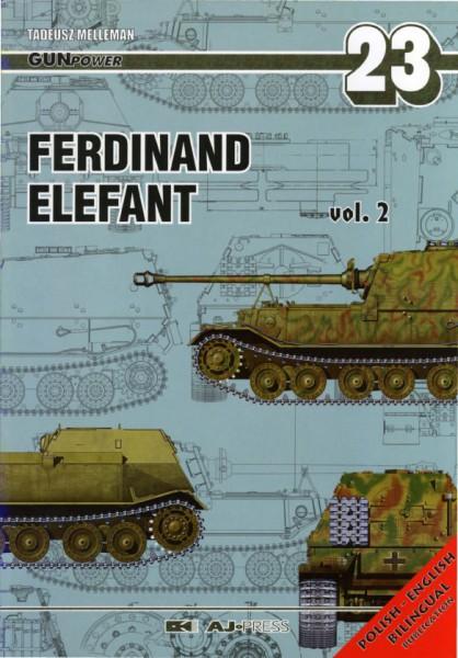 Jagdpanzer Ferdinand Elefant Vol.2 - TankPower 23