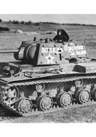 KV-1 - KV-2 - Nuotraukos