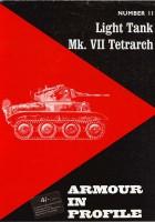 Let Tank Mk. VII Fjerdingsfyrste - Panser I Profil 011