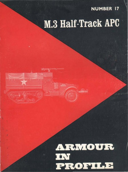 M-3 Half-Track - Armour In Profile 017