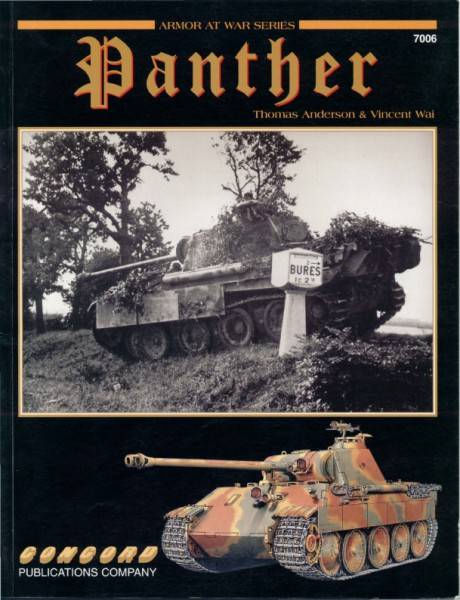 Panther - Armor At War 7006