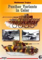 Panther-Varianten in Farbe - TankPower 06