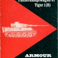 PanzerKampfwagen VI Tiger Armour In Profile 002