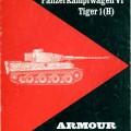 PanzerKampfwagen VI Tiger - Armour In Profile 002