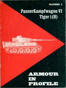 PanzerKampfwagen VI Tiger - Armadura En el Perfil 002