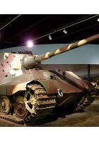 Panzerkampfwagen VI king tiger WalkAround