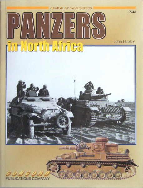 Panzers in north africa - Armor At War-7043