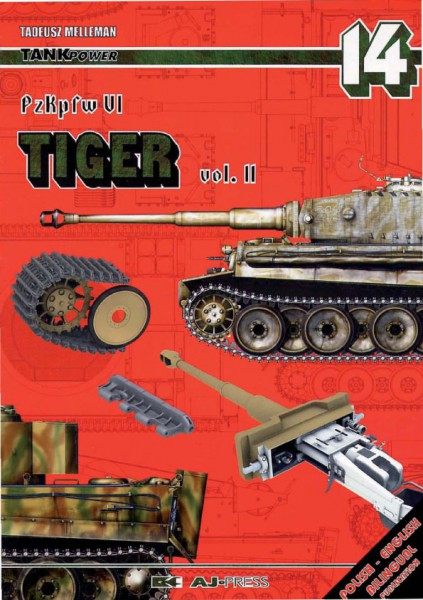 Pzkpfw VI Tiger vol. 2 - TankPower 14