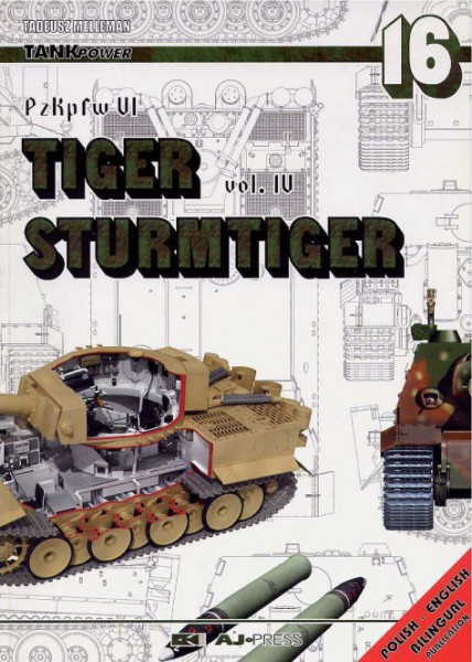 Pzkpfw VI Tiger vol. 4 - TankPower 16