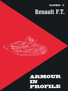 Renault F.T - Armour In Profile 013