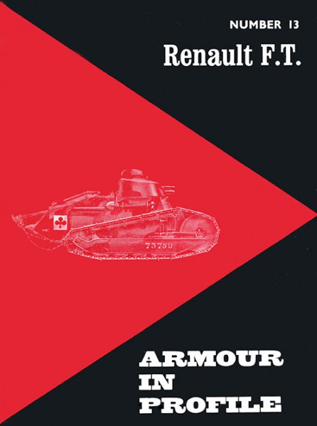 Renault F. T - Armour I Profil 013