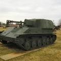 SU-76 차량 중 하나