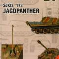 SdKfz.173 Jagdpanther - Tank Makt 24