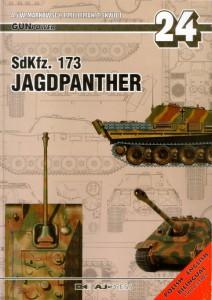 SdKfz.173 Jagdpanther - Tank Võimsus 24