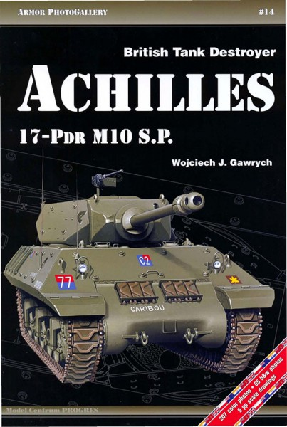 Sherman M10 Achilles - Rustning Photogallery 014