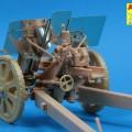 Sovjetiske 76,2 mm M1936 (F22) Avdelingens Pistol - Men 35241