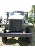 Studebaker US6 - Omrknout - Camion