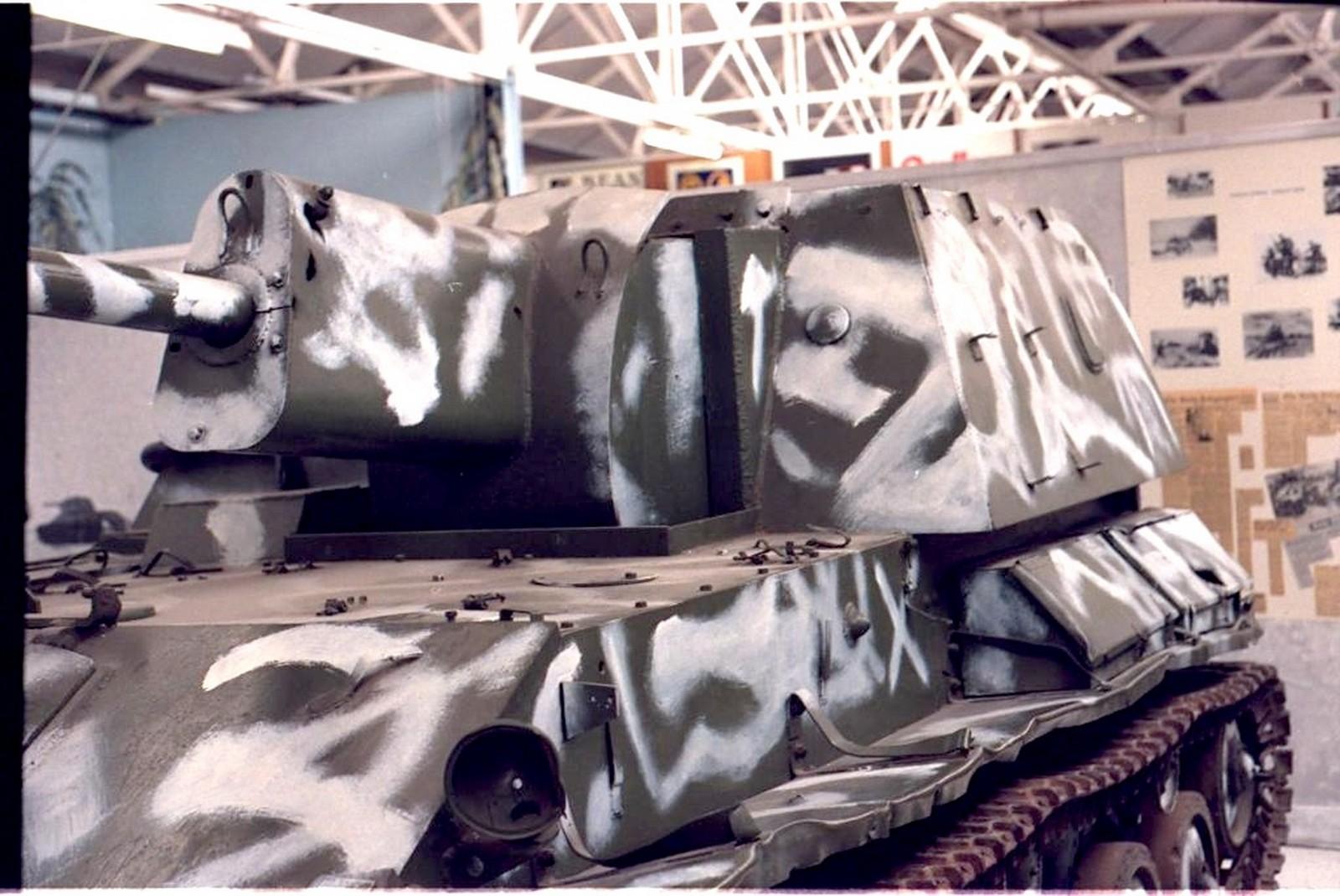 Su-76 76mm