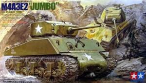 "U.S. Assault Tank M4A3E2 ""Jumbo"" - Tamiya 35139"