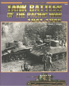 Tank Battles of the Pacific War - Armor At War 7004