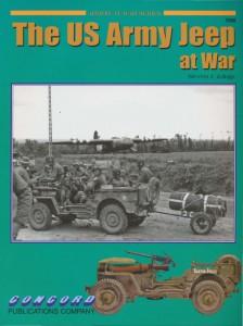 米軍のジープでの戦争-装甲戦7058