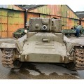 Валентина пехоты МК9 танк - walkaround с парусом