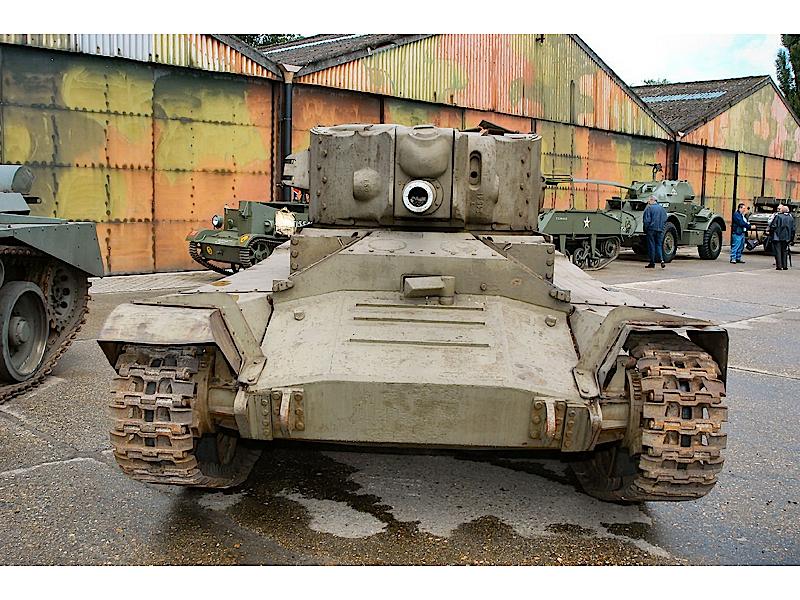 情人节MK9步兵坦克-现在