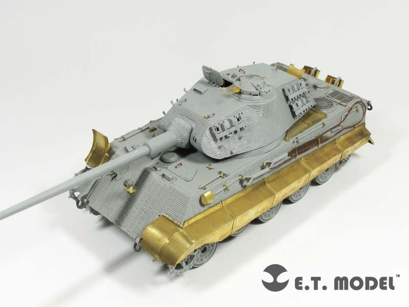 WWII German KING TIGER - E. T. MODEL E35-033