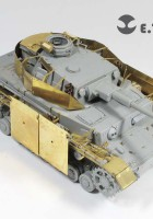 WWII German Pz.Kpfw.IV Ausf.F2/G Basic - E. T. MODEL E35-084