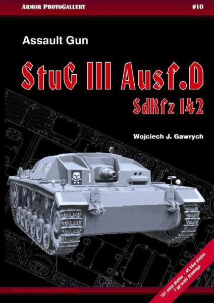 Puolimą Ginklą SdKfz 142 StuG III Ausf. D - Šarvai Photogallery 010