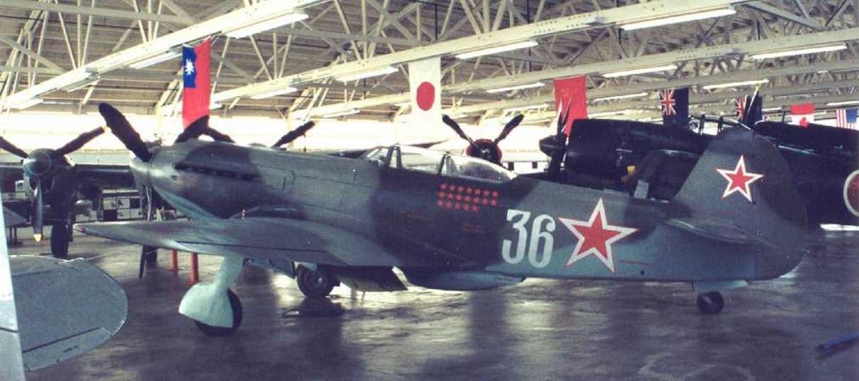 Yak-9 (Yak-9)
